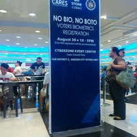 Photo taken at SM Cubao - Cyberzone by Marcky C. on 8/30/2015