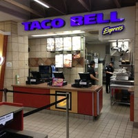 Photo taken at Taco Bell Express by Leland M. on 3/1/2013