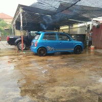 Photo taken at DIC Car Wash by Amer S. on 10/3/2015