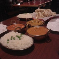 Photo taken at Gandhi India's Cuisine by DJ (Sarumaru) M. on 8/21/2014