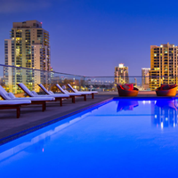 Photo taken at Andaz San Diego by Andaz San Diego on 8/11/2015