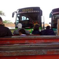 Photo taken at Terminal Bus Cilacap by Bagas P. on 6/24/2014