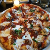Photo taken at Trattoria 632 by Sylvia H. on 9/14/2012