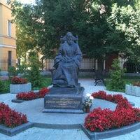 Снимок сделан в Мемориальный музей-квартира Святого Праведного Иоанна Кронштадтского пользователем Yaroslava S. 8/26/2013