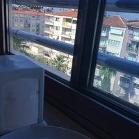 Photo taken at Hotel Özlü by Mehmet T. on 8/22/2018