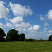 Photo taken at Bosworth Battlefield Heritage Centre & Country Park by Greg S. on 9/7/2014