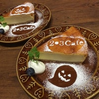 Photo taken at 2-3 Cafe&Dining by Yuji A. on 9/23/2014