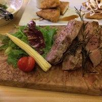 Photo taken at himachi cafe&dining by Yuji A. on 9/10/2014