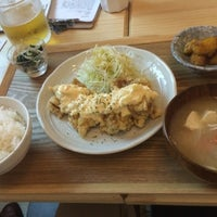 Photo taken at himachi cafe&dining by Yuji A. on 9/25/2014