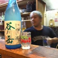 Photo taken at 居酒屋 みつるちゃん by Yuji A. on 9/23/2017