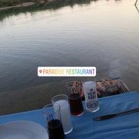 Photo taken at Paradise Restaurant by Başak Mülkü B. on 7/8/2018