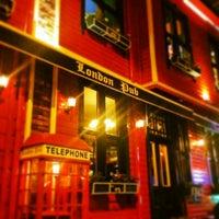 Photo taken at London Pub by Aylinia on 4/22/2014