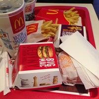 Снимок сделан в McDonald's пользователем Dmitry A. 1/3/2014