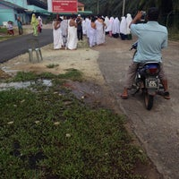 Photo taken at Sekolah Agama Serom 3 by Nabihah on 11/3/2015
