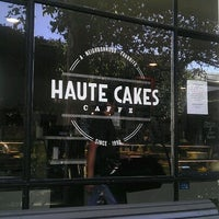 Photo taken at Haute Cakes Caffe by Phillip W. on 1/20/2013