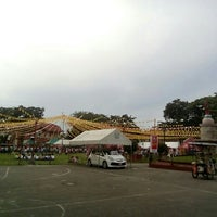 Photo taken at Pila Town Plaza by mark s. on 7/27/2015
