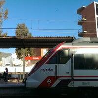 Photo taken at Cercanías El Pinillo by Naicu on 2/20/2015