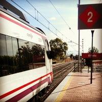 Photo taken at Cercanías El Pinillo by Naicu on 5/29/2015