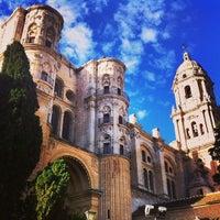 Foto tomada en Catedral de Málaga por Mititelu el 3/13/2013