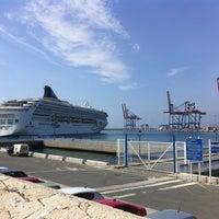 Foto tomada en Puerto de Málaga por Mititelu el 4/15/2013