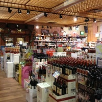 Photo taken at Stew Leonard's Wines and Spirits by K@rTh!kk R. on 7/20/2013