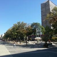 Photo taken at Часовникът (The City Clock) by Daniel R. on 9/23/2012