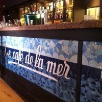 Photo taken at Café de la Mer by Fritz-Joël M. on 12/30/2013