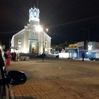 Photo taken at Catedral De São José Dos Pinhais by Sérgio U. on 7/11/2015