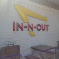 Photo taken at In-N-Out Burger by Chikako S. on 4/22/2013