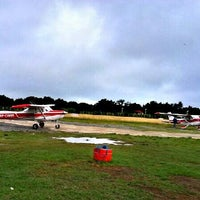 Photo taken at Lingayen Airport by Jerome M. on 7/16/2013