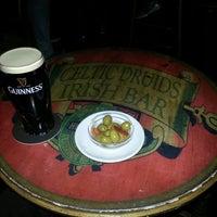 Photo taken at Druidas Irish Bar by Antonio S. on 3/9/2013