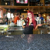 Photo taken at Mickie Finnz Fish House & Bar by John B. on 3/16/2013
