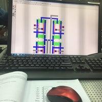 Photo taken at Makmal Komputer Intel by Farhan H. on 1/19/2016