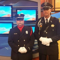 Photo taken at WSYX-TV 6 & WTTE-TV 28 by James S. on 8/31/2014