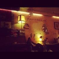 Photo taken at Café Brecht by Cigdem S. on 9/17/2012