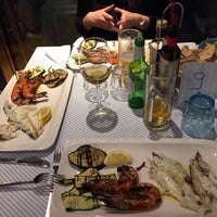 Photo taken at Trattoria Caprese by Magda I. on 5/1/2017