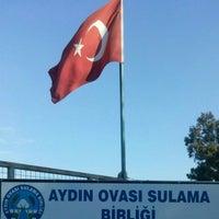 Photo taken at Aydın Ovası Sulama Birliği by Gökhan E. on 11/21/2015