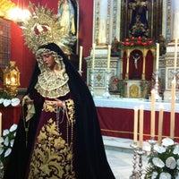 Photo taken at Capilla De Jesús De Los Afligidos by Julio O. on 10/7/2013