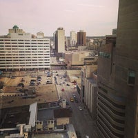 Photo taken at Portage-Ellice by Dmitry F. on 5/22/2014