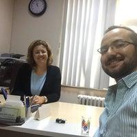 Photo taken at Jeotermal Enerji Genel Müdürlüğü by Eray S. on 9/28/2016