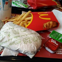 Photo taken at Mc Donald's by Didem B. on 2/12/2016