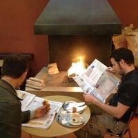 Photo taken at unternehmen mitte by slow coffee crew on 10/26/2012