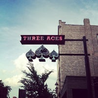 Photo taken at Three Aces by Steve M. on 7/16/2013