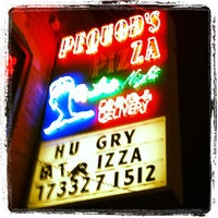 Photo taken at Pequod's Pizzeria by Steve M. on 7/22/2013