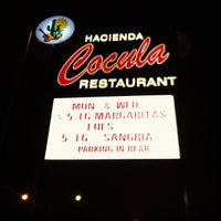 Photo taken at Cocula Mexican Restaurant by Steve M. on 12/3/2012