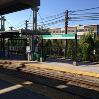 Photo taken at MBTA Riverside Station by Brian B. on 5/27/2013