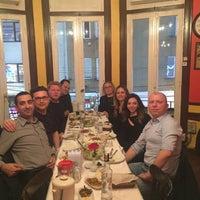 Photo taken at Gazeteciler Lokalı Fasıl by Tülin E. on 3/10/2017