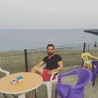 Photo taken at Anamur Sahili by ◀Emrah U. on 8/14/2017