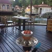 Photo taken at У Озера by Tatiana K. on 7/16/2016