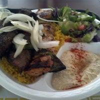 Photo taken at Taste of Lebanon by Jesse on 11/16/2012